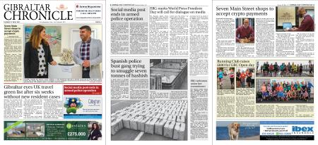 Gibraltar Chronicle – 04 May 2021
