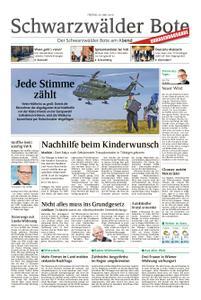 Schwarzwälder Bote Sulz - 24. Mai 2019