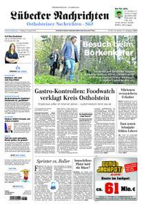 Lübecker Nachrichten Ostholstein Süd - 09. August 2019
