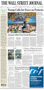 The Wall Street Journal – 02 June 2020