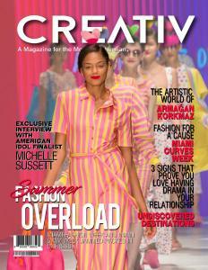 Creativ Modern Bohemian Magazine - July-August 2018