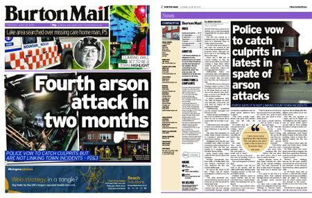 Burton Mail – June 18, 2019