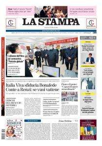 La Stampa Imperia e Sanremo - 11 Febbraio 2020