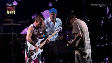Red Hot Chili Peppers - Rock in Rio (2017) [HDTV, 1080i]