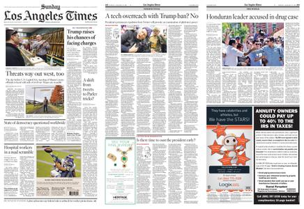 Los Angeles Times – January 10, 2021