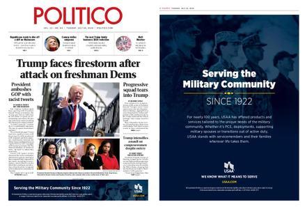 Politico – July 16, 2019