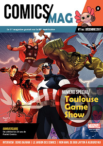 Comics Mag - N° 1A - Spécial Toulouse Game Show