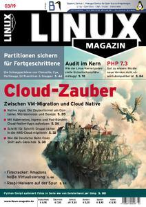 Linux-Magazin – März 2019