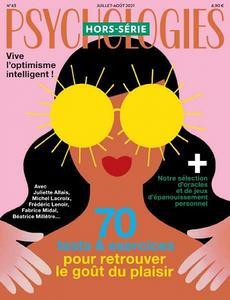 Psychologies Hors-Série - Juillet-Août 2021