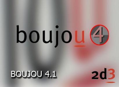 BOUJOU 4.1 final build FULL