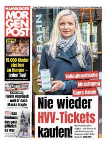 Hamburger Morgenpost – 15. Oktober 2021