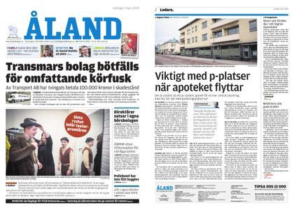 Ålandstidningen – 02 mars 2019