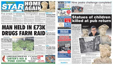 Shropshire Star Last Telford Edition – July 17, 2019
