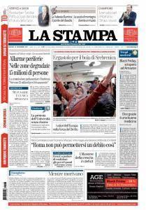 La Stampa Torino Provincia e Canavese - 23 Novembre 2017