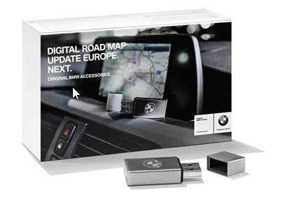 BMW Navigation Update USB Road Map Europe NEXT 2017-1 Multilingual