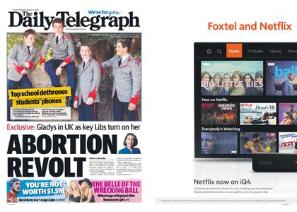 The Daily Telegraph (Sydney) – August 12, 2019