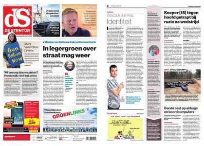 De Stentor - Apeldoorn – 26 maart 2018