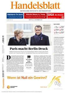Handelsblatt - 12. November 2018