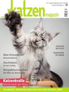 Katzen Magazin – Juli 2019
