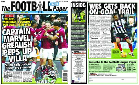 The Football League Paper – March 03, 2019