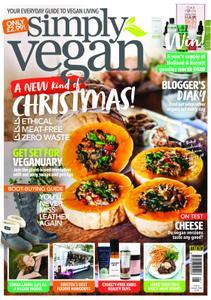 Simply Vegan – December 2018
