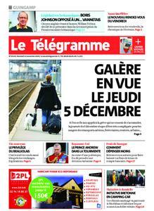 Le Télégramme Guingamp – 22 novembre 2019