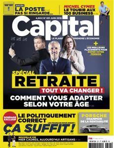 Capital France - May 2018