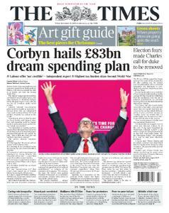 The Times - 22 November 2019