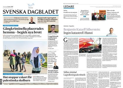 Svenska Dagbladet – 04 mars 2019