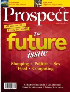 Prospect Magazine - January 2018