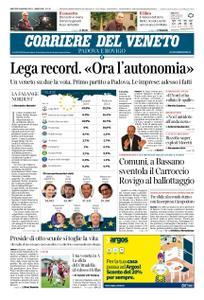 Corriere del Veneto Padova e Rovigo – 28 maggio 2019