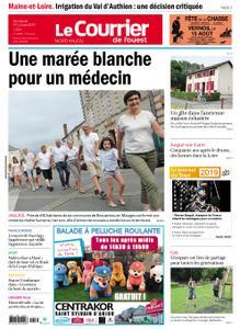 Le Courrier de l'Ouest Nord Anjou – 19 juillet 2019