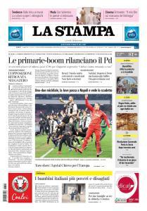 La Stampa Imperia e Sanremo - 4 Marzo 2019