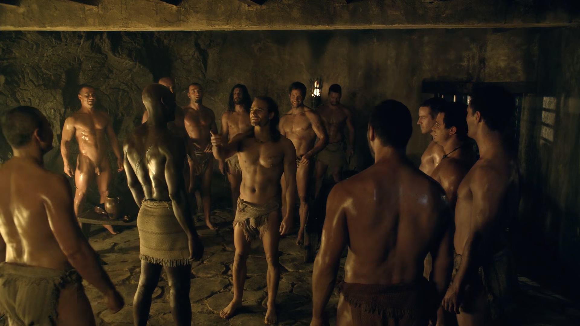 Spartacus Nude Gay