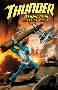 IDW-T h u n d e r Agents Classics Vol 02 2013 Hybrid Comic eBook
