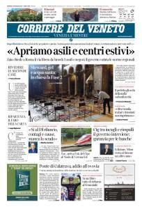Corriere del Veneto Venezia e Mestre - 15 Maggio 2020