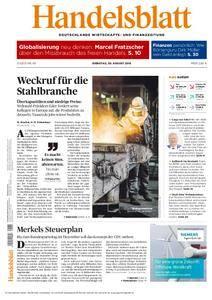 Handelsblatt - 30. August 2016