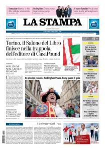 La Stampa Imperia e Sanremo - 7 Maggio 2019