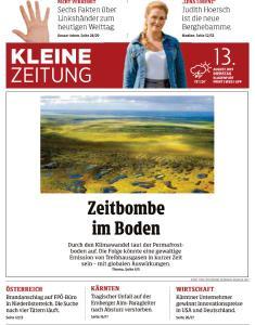 Kleine Zeitung Kärnten - 13 August 2019