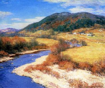 The Art of Willard Leroy Metcalf