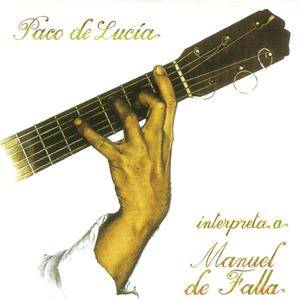 Paco de Lucia - Interpreta a Manuel de Falla (1978) {2010 Nueva Integral Box Set CD 16 of 27}