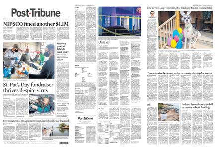 Post-Tribune – March 18, 2021