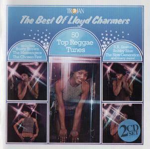 Various Artists - The Best Of Lloyd Charmers (50 Top Reggae Tunes) (2016)  {2CD Trojan Records}
