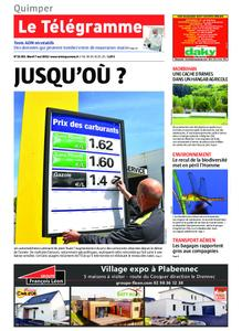 Le Télégramme Quimper – 07 mai 2019