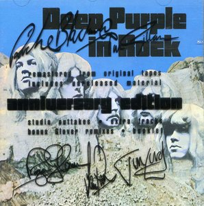 Deep Purple - In Rock (1970) [25th Anniversary Edition] Re-up