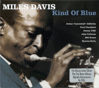 Miles Davis - Kind Of Blue (1959) + Ascenseur Pour L'Échafaud (1958) + Somethin' Else (1958) [3LP on 2CD, 2010] Re-Up