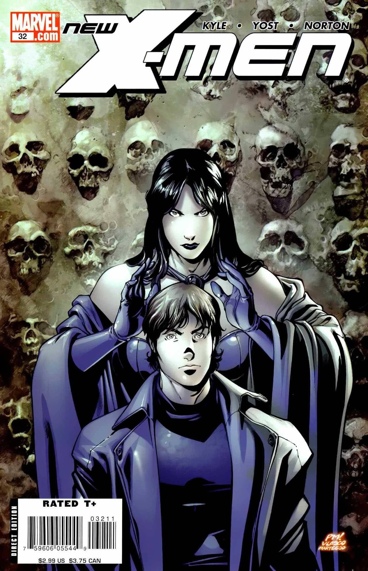 New X-Men v2 032