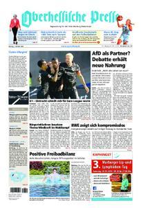 Oberhessische Presse Marburg/Ostkreis - 01. Oktober 2018