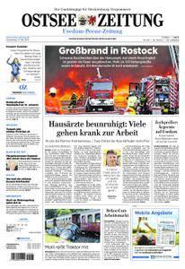Ostsee Zeitung Wolgast - 31. Mai 2018