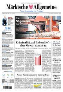 Neue Oranienburger Zeitung - 16. März 2018